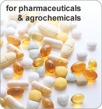 for phamaceuricals & agrochemicals